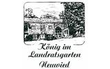 König im Landratsgarten