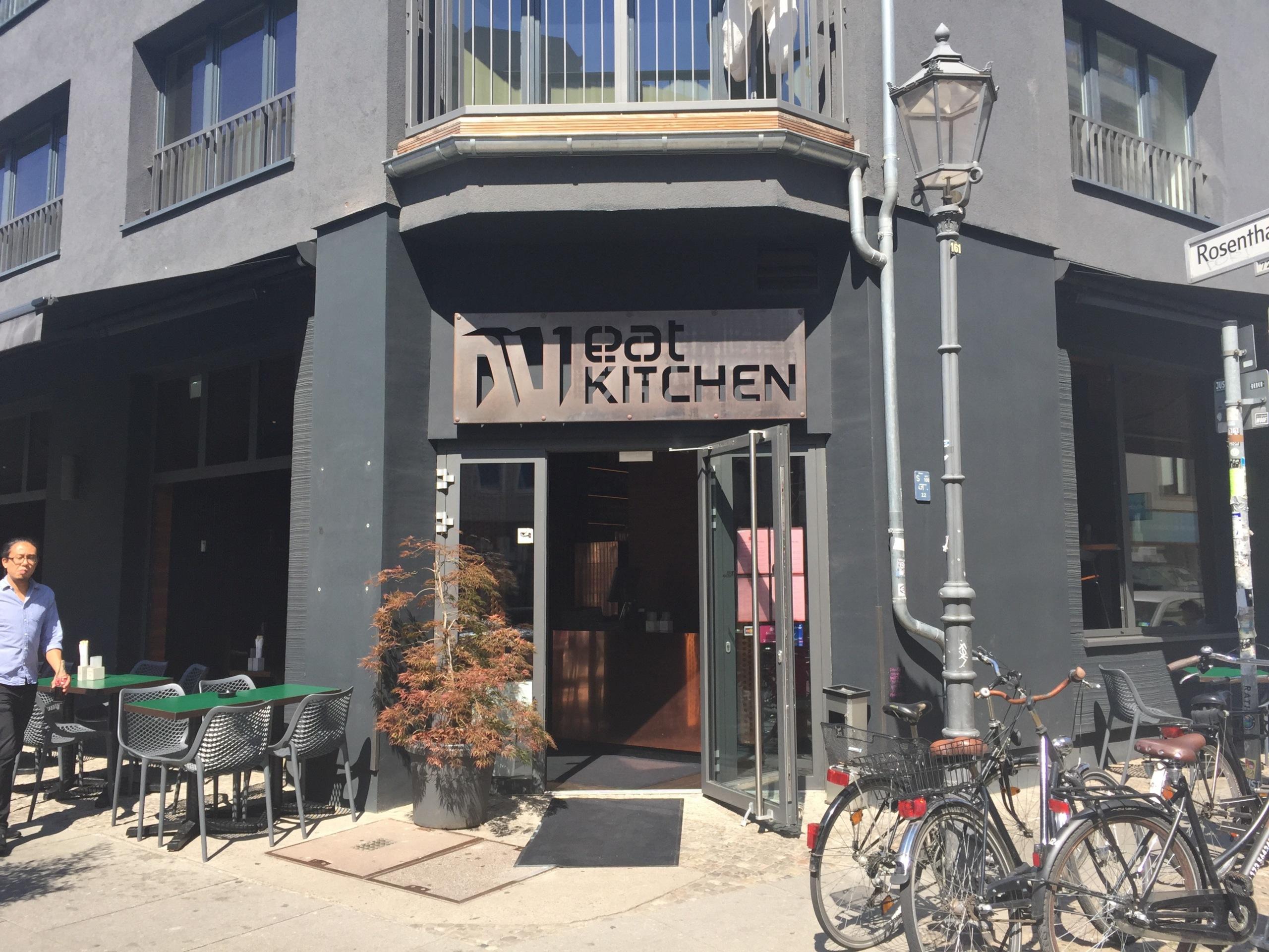 Nu Eat Kitchen Berlin