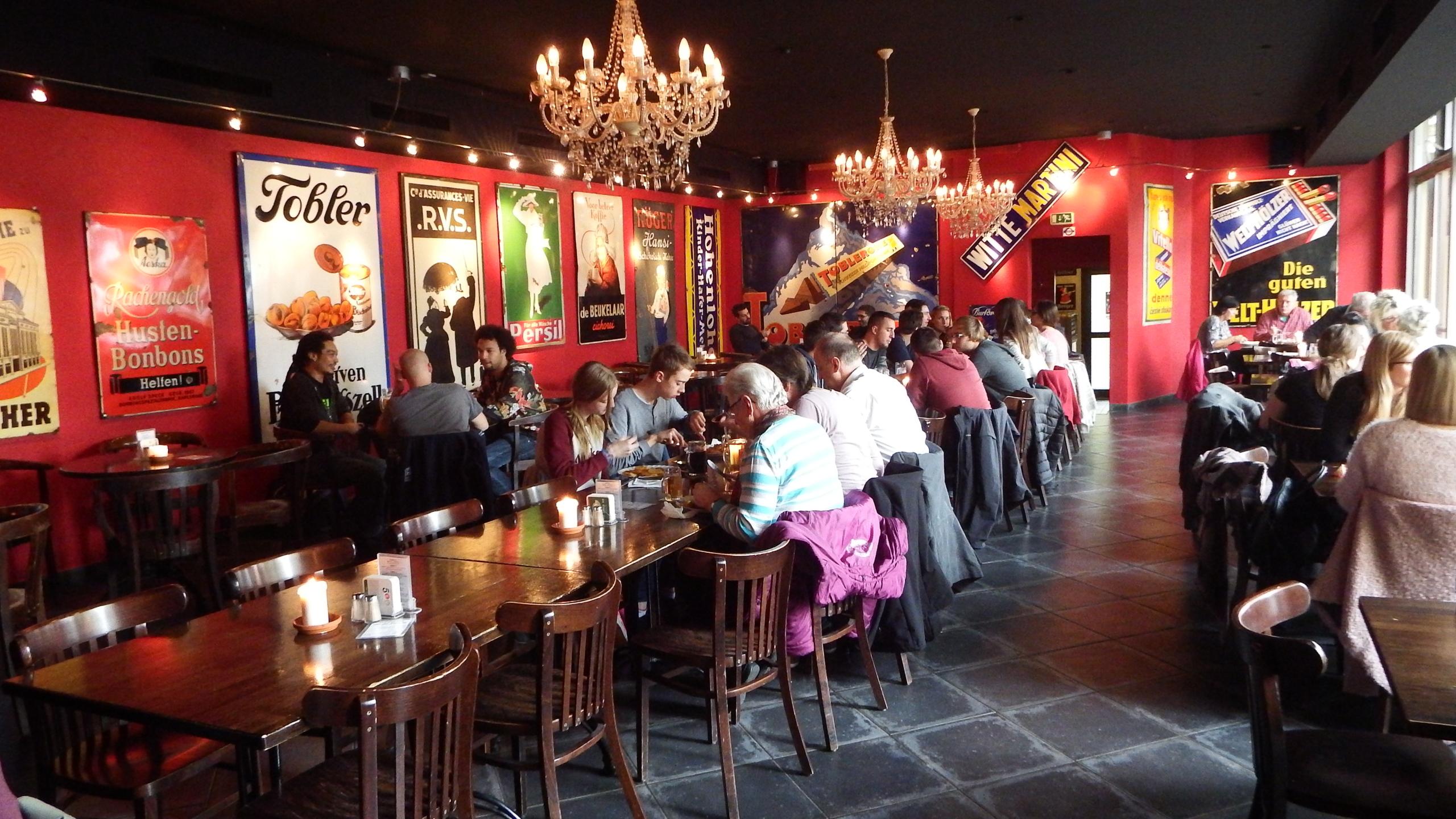 Karlsruhe Cafe Emaille