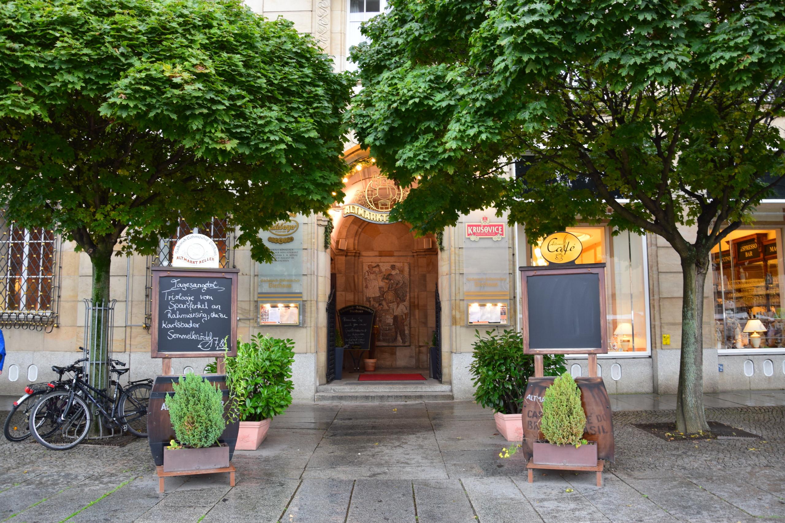 Altmarktkeller Öffnungszeiten, Altmarkt in Dresden | Offen.net