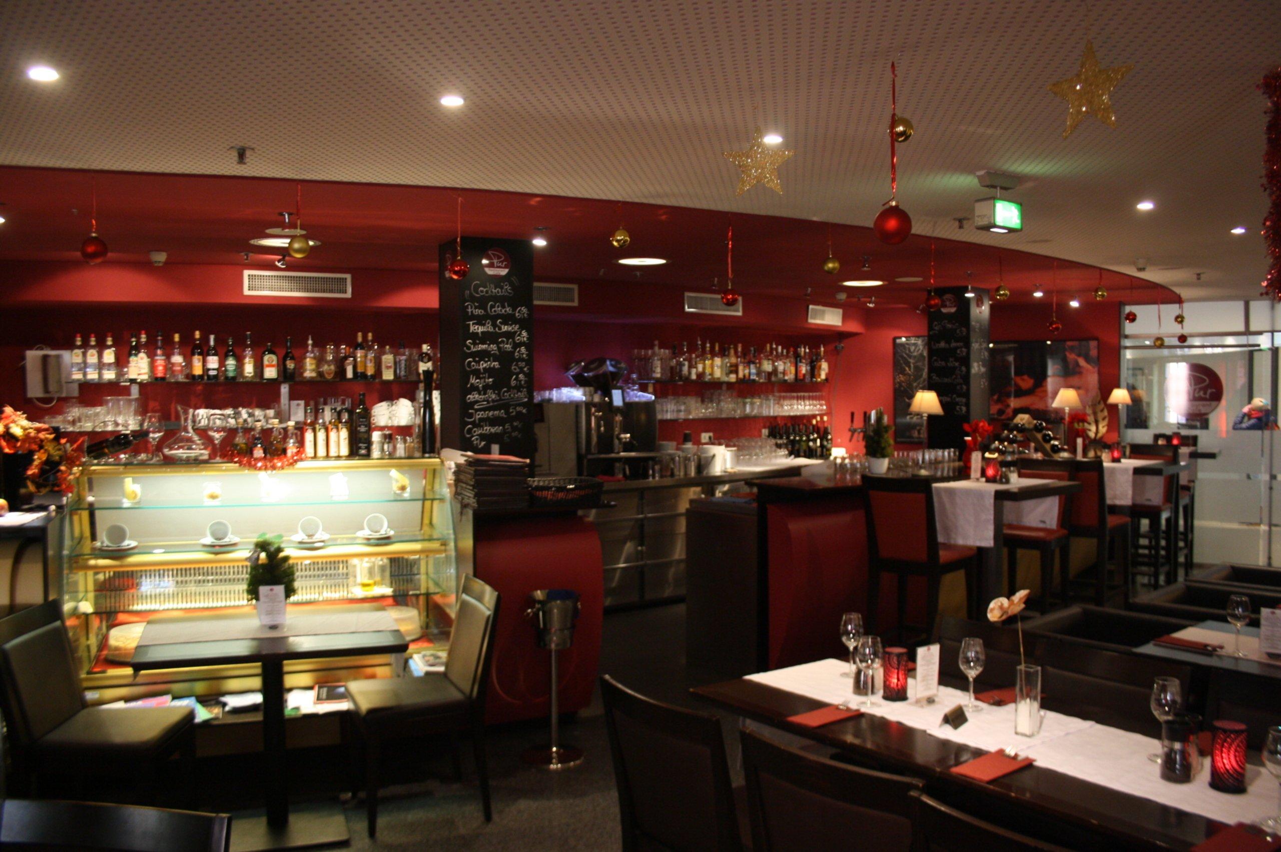 PUR Theaterrestaurant Öffnungszeiten, Gutenbergplatz in Mainz ...