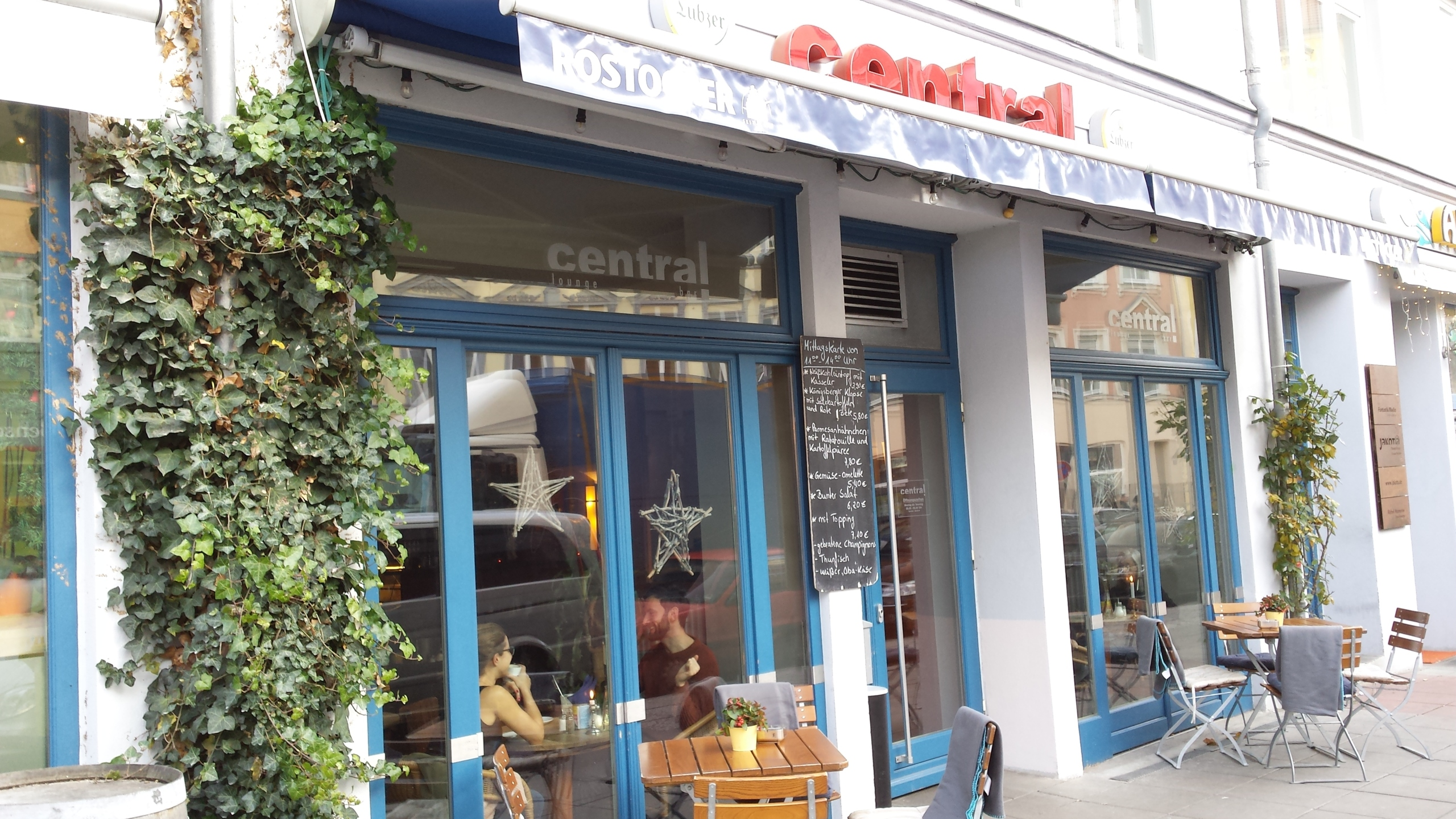 Cafe Central At  Ef Bf Bdffnungszeiten