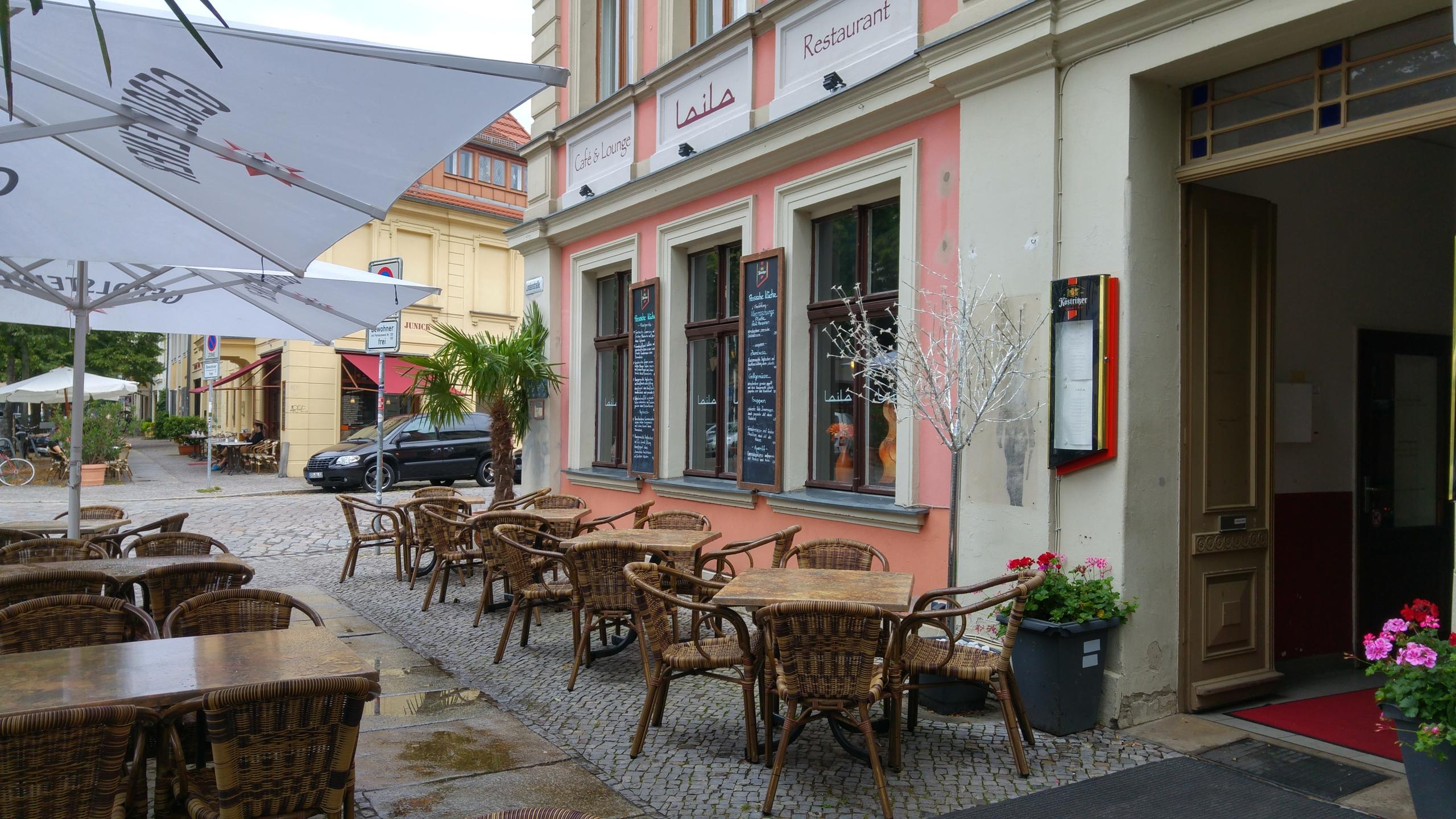 Internet Cafe Potsdam