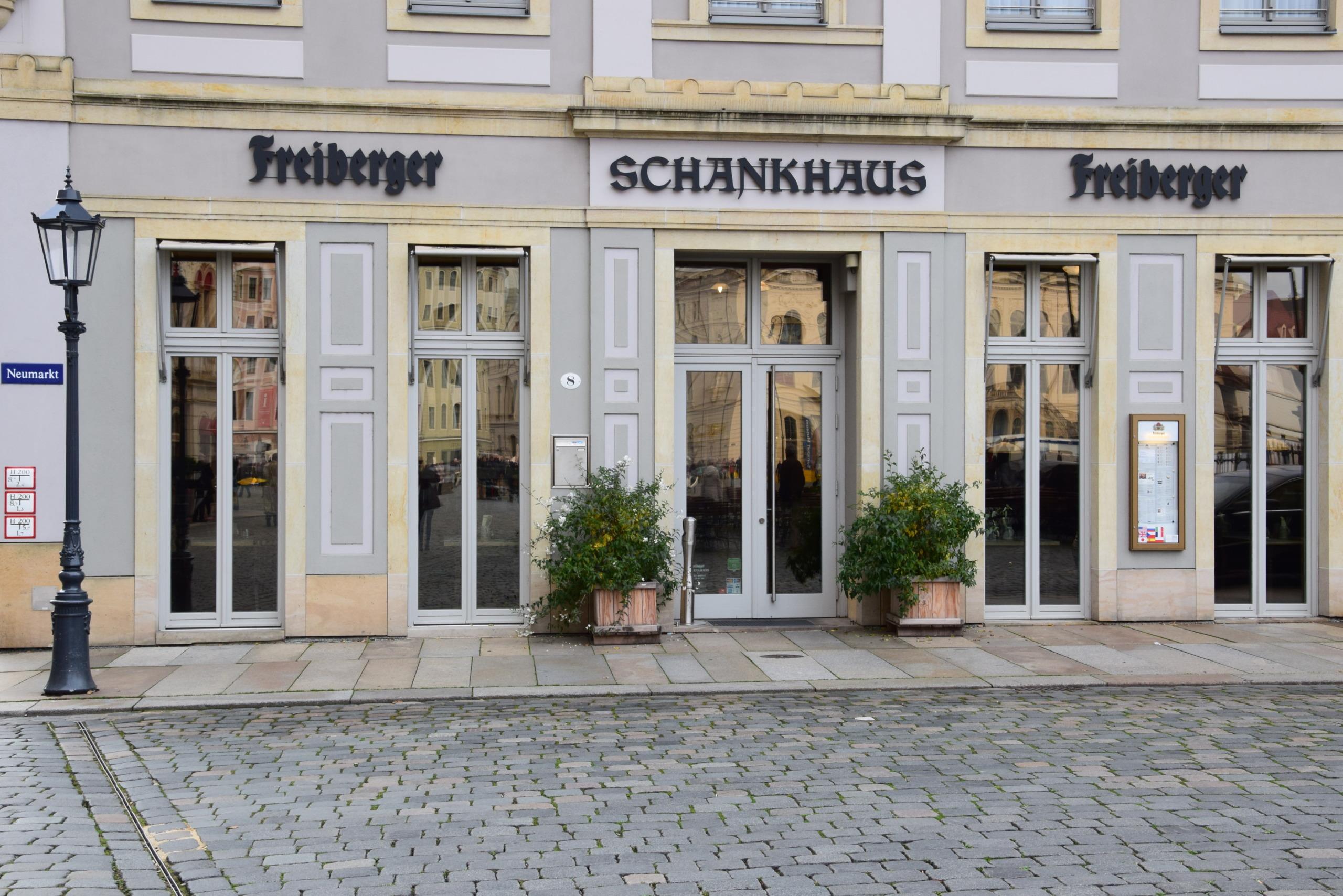 Freiberger Schankhaus Öffnungszeiten, Neumarkt in Dresden | Offen.net