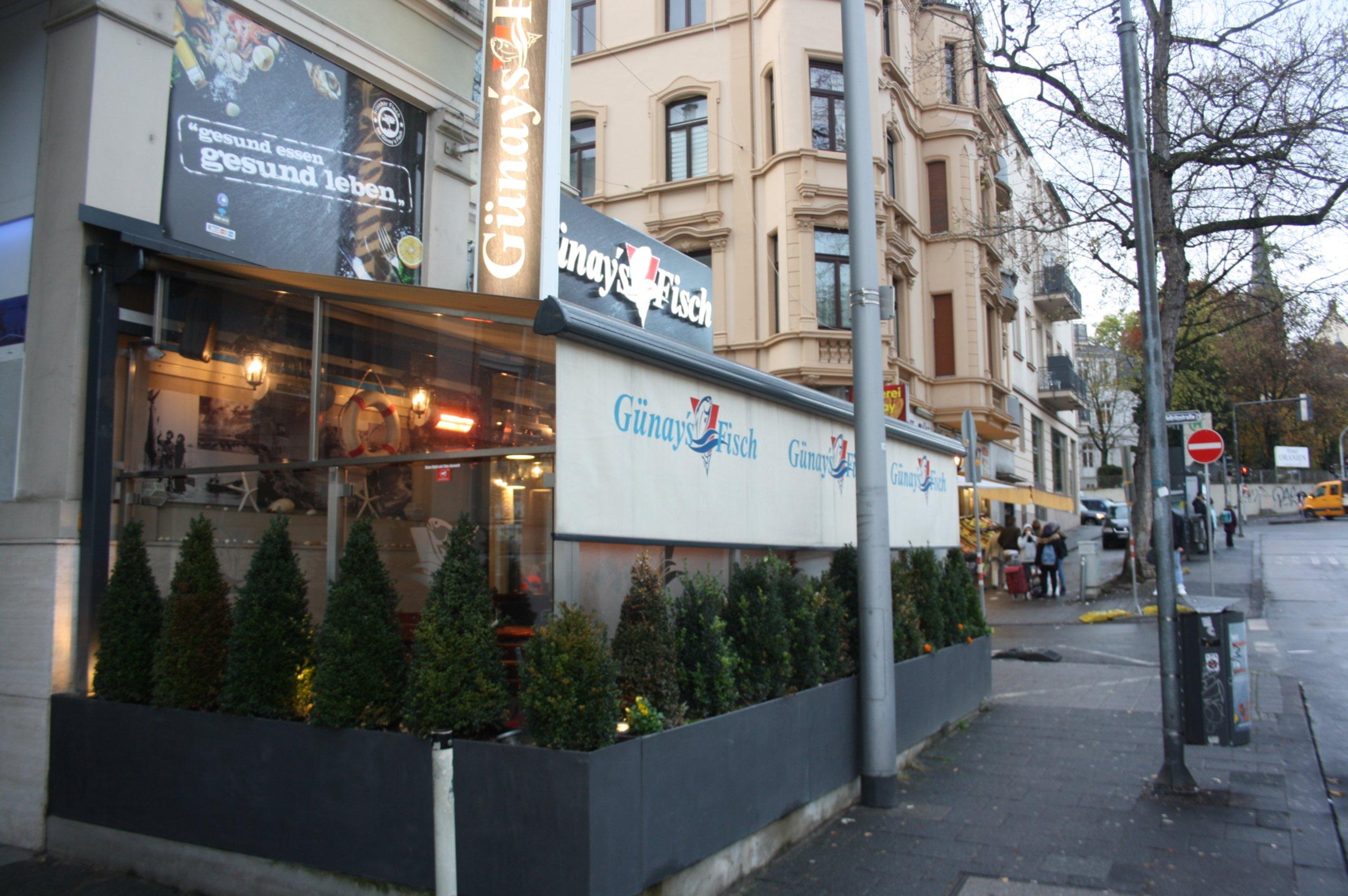Günay Fisch öffnungszeiten Schwalbacher Straße In Wiesbaden Offennet
