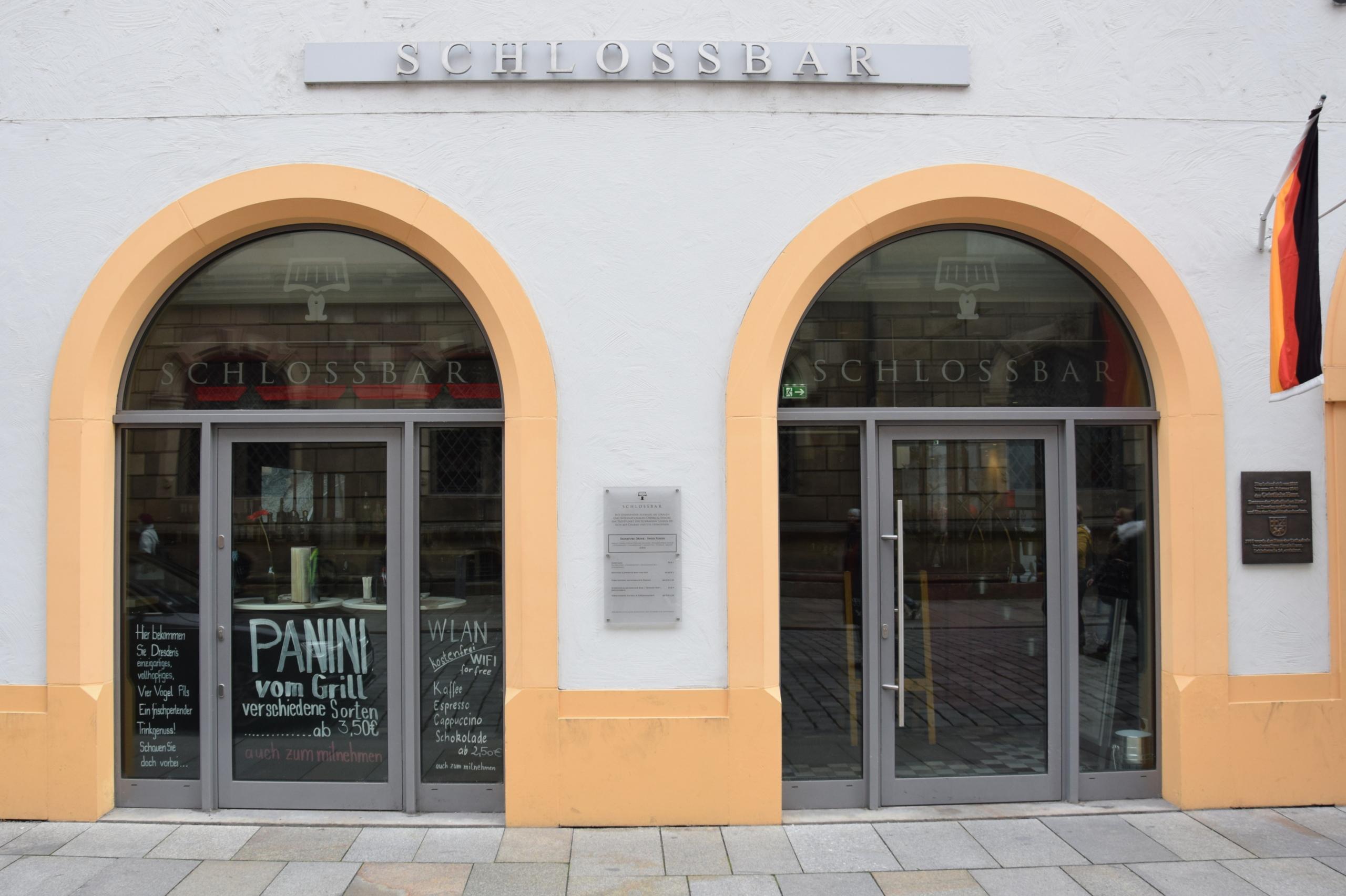 Schlossbar Öffnungszeiten, Schloßstraße in Dresden | Offen.net
